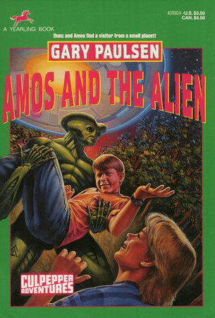AMOS AND THE ALIEN by