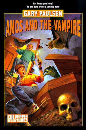 AMOS AND THE VAMPIRE by