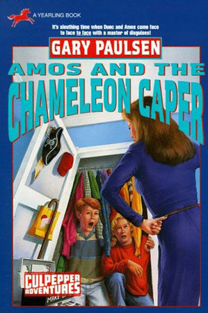 AMOS AND THE CHAMELEON CAPER by