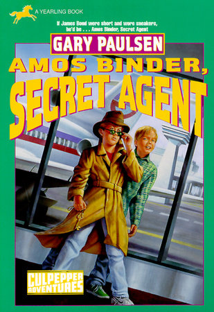 Amos Binder, Secret Agent (Culpepper #28) by