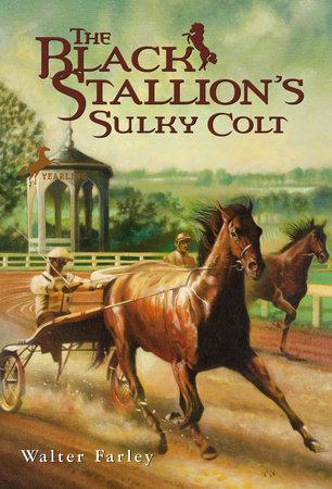 The Black Stallion's Sulky Colt by