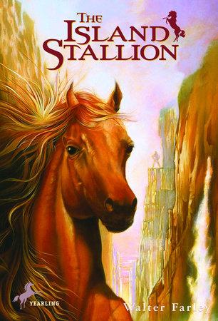 The Island Stallion by Walter Farley