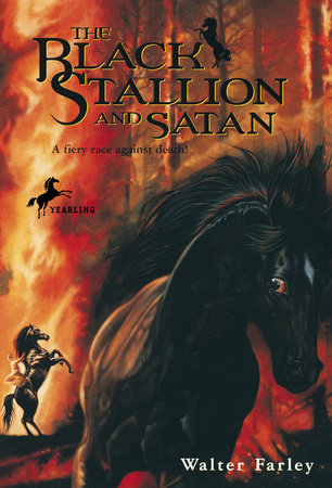 Black Stallion and Satan by Walter Farley