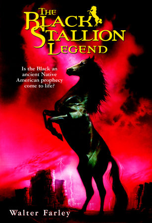 The Black Stallion Legend by Walter Farley