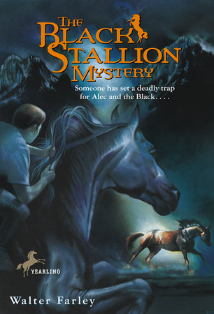 The Black Stallion Mystery by