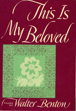 This Is My Beloved by