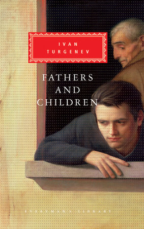 Fathers and Children by Ivan Turgenev