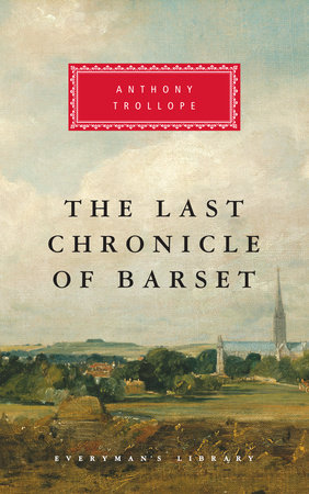 The Last Chronicle of Barset by