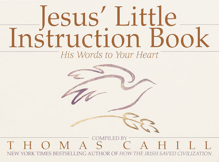 Jesus' Little Instruction Book by Thomas Cahill