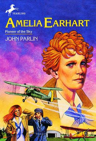 Amelia Earhart by