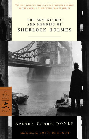 The Adventures and Memoirs of Sherlock Holmes by Sir Arthur Conan Doyle