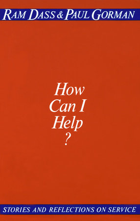 How Can I Help? by