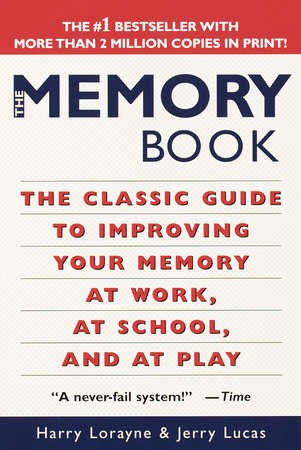 The Memory Book by Jerry Lucas and Harry Lorayne