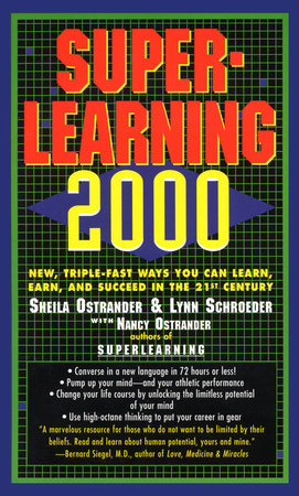 Superlearning 2000 by Sheila Ostrander and Lynn Schroeder