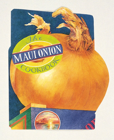 Maui Onion Cookbook by Barbara Santos