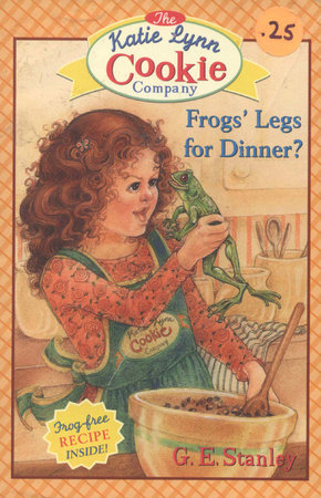 Frogs' Legs for Dinner? by