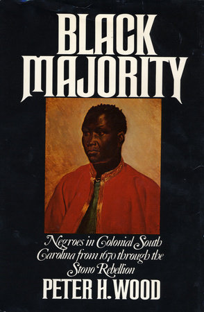 Black Majority by Peter Wood
