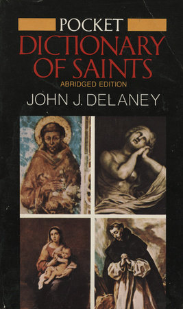 Pocket Dictionary of Saints by