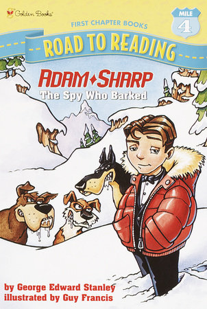Adam Sharp #1: The Spy Who Barked by