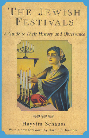 The Jewish Festivals by
