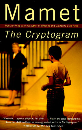 The Cryptogram by David Mamet