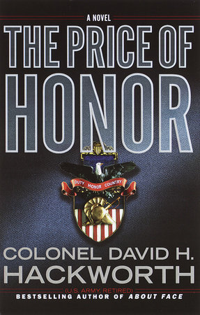 The Price of Honor by David Hackworth