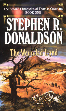 Wounded Land by Stephen R. Donaldson