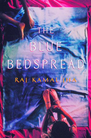 The Blue Bedspread by