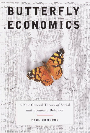 Butterfly Economics by Paul Ormerod