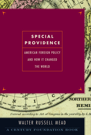 Special Providence by