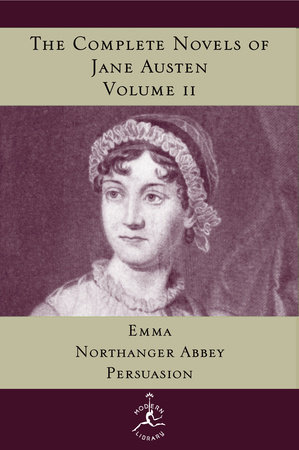 The Complete Novels of Jane Austen, Volume 2 by