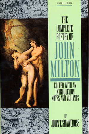 The Complete Poetry of John Milton by