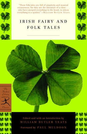 Irish Fairy and Folk Tales by