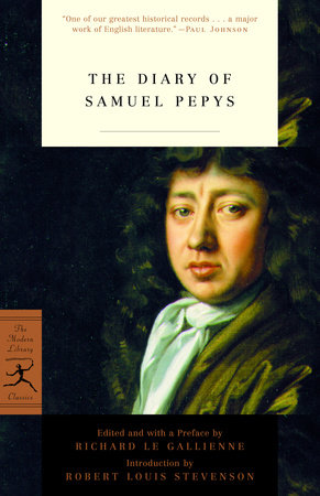The Diary of Samuel Pepys by
