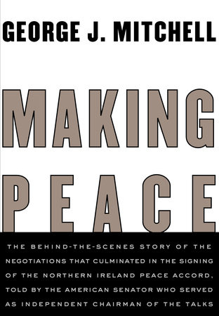 Making Peace by