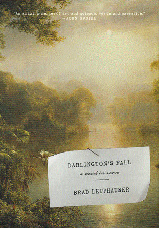 Darlington's Fall by Brad Leithauser