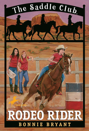 Rodeo Rider by Bonnie Bryant