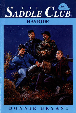 Hayride by Bonnie Bryant