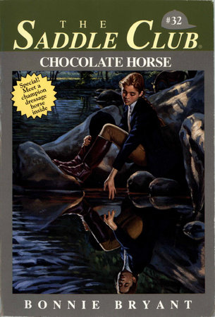 Chocolate Horse by Bonnie Bryant