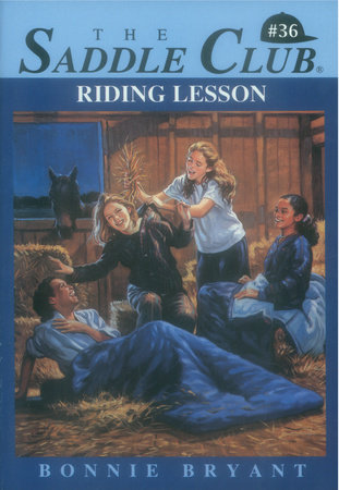 Riding Lesson by