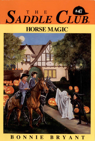 Horse Magic by Bonnie Bryant