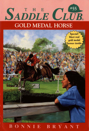 Gold Medal Horse by