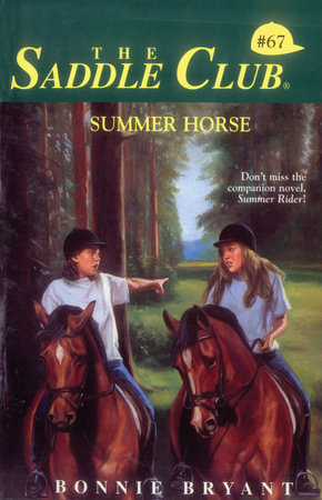 Summer Horse by Bonnie Bryant