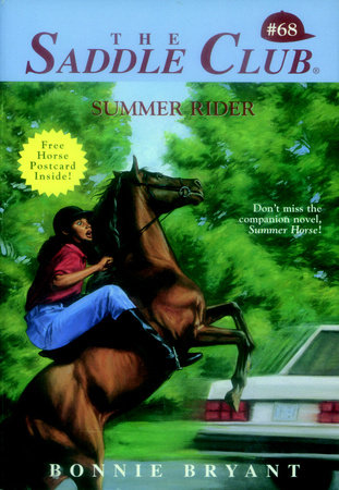 Summer Rider by Bonnie Bryant