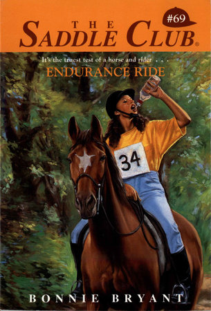 Endurance Ride by Bonnie Bryant