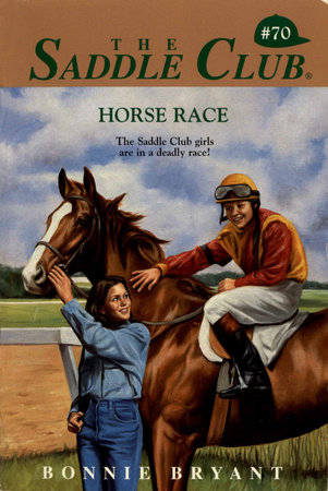 Horse Race by Bonnie Bryant