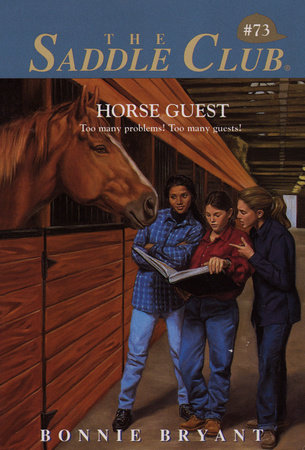 Horse Guest by
