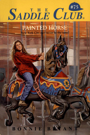 The Painted Horse by Bonnie Bryant