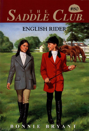 English Rider by Bonnie Bryant