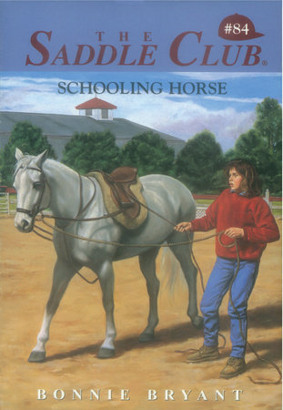 Schooling Horse by